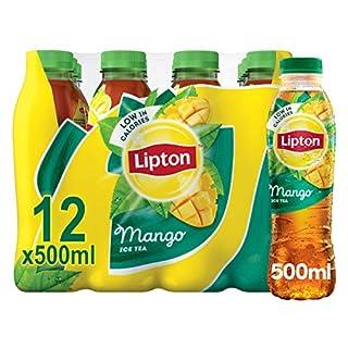 Lipton Ice Tea Mango Flavoured Still Soft Drink, 12 x 500 ml (B0077PPURY)   Amazon price tracker / tracking, Amazon price history charts, Amazon price watches, Amazon price drop alerts