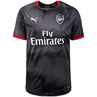 Puma Arsenal FC Graphic Jersey with EPL Sponsor Logo 04c98a3ddb9a
