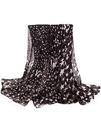 Amazon.fr   Foulard étoile - Foulards   Echarpes et foulards   Vêtements 23510859f8a