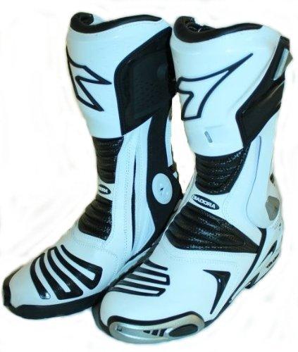 diadora-xtreme-pro-motorcycle-boots-race-motorbike-boot-white-euro-42-uk-8-js