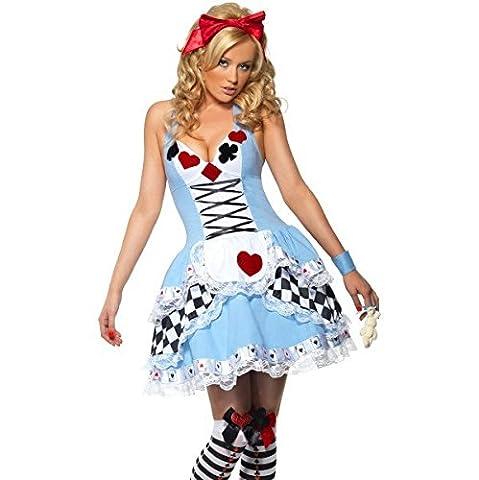 Pucelle Chapeaux Costumes - Noël Fairy Tale Parti Alice Princesse Fantaisie