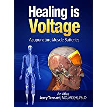 Healing is Voltage: Acupuncture Muscle Batteries: An Atlas (English Edition)