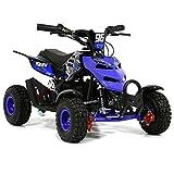 FunBikes 800w Electric Kids Mini Quad Bike Mini Moto ATV - Ride on