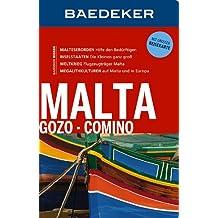 Baedeker Reiseführer Malta, Gozo, Comino: mit GROSSER REISEKARTE