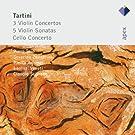 Tartini: 3 Violin Concertos, 5 Violin Sonatas & Cello Concerto by Piero Toso (2004-10-25)