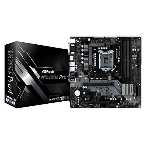 ASRock 90-MXB750-A0UAYZ - Placa Base Intel H370