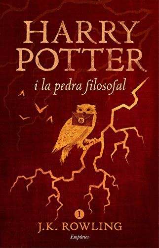 Harry Potter i la pedra filosofal (rústica) (SERIE HARRY POTTER)