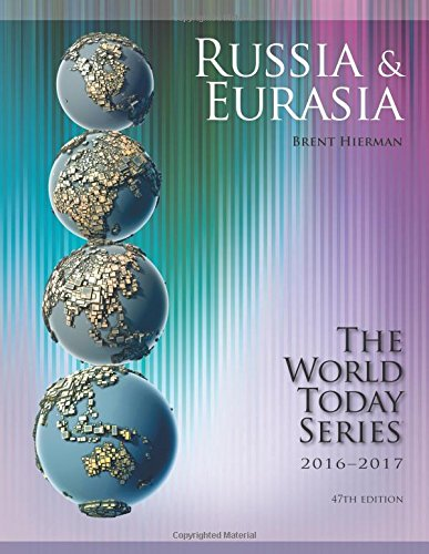 Russia and Eurasia 2016-2017 (World Today (Stryker))