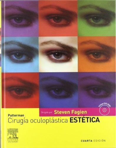 Putterman. Cirugía Oculoplástica Estética + Dvd