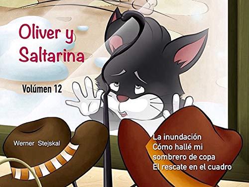 Oliver y Saltarina, Volúmen 12 por Werner Stejskal