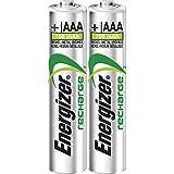Energizer E300626500 Hybride Nickel Metal 700mAh 1.2V batterie rechargeable - batteries rechargeables (Hybride Nickel Metal, Universel, Multicolore, Ampoule)