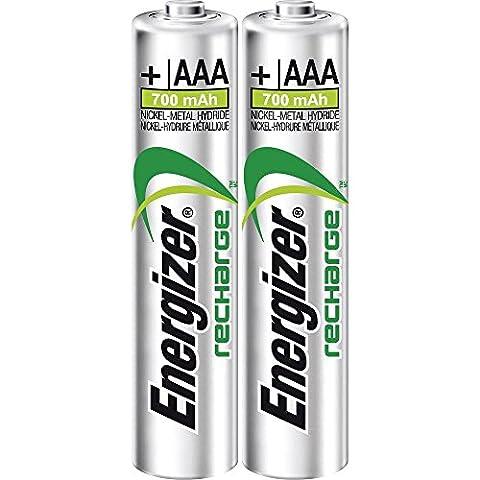 Energizer e300626500Nickel Metall-Hydrid 700mAh 1.2V wiederaufladbare