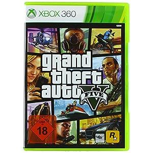Grand Theft Auto V – Standard Edition [Xbox 360]