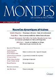 Mondes nº3 - Les cahiers du Quai d'Orsay : Nouvelles dynamiques africaines
