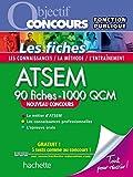 Fiches ATSEM Nouvelle Edition + QCM en ligne (ATSEM - Petite enfance) (French Edition)