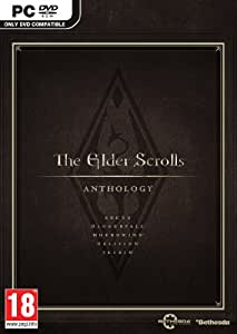 The Elder Scrolls Anthology (PC DVD)