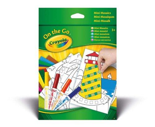Crayola 04-1003 - Mini Mosaic für