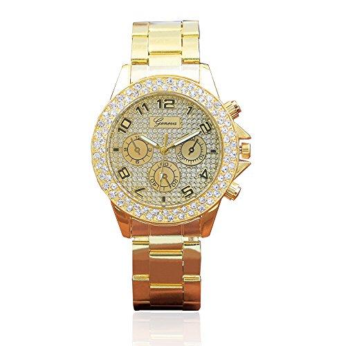 YEARNLY Damen Armbanduhr