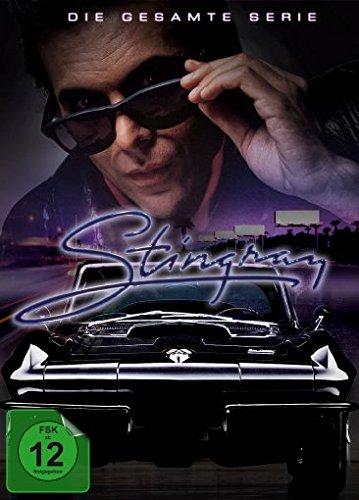 Stingray - Die komplette Serie [9 DVDs] Edward Burns Filme