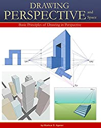 Drawing Perspective & Space: Basic Principles of Drawing in Perspective B/W (English Edition)