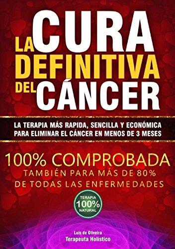 libro de cocina para el cáncer de próstata