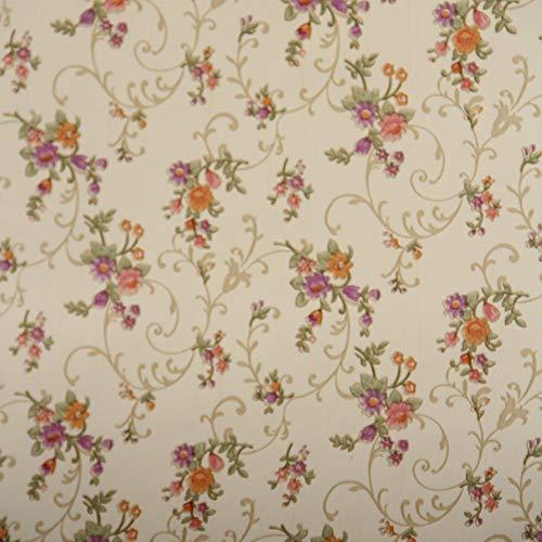 lsaiyy Autocollants de Meubles de Papier Peint Auto-adhésif PVC Porte vêtements Autocollants de rénovation d'armoires de Cuisine Papier Peint- 45CMX10M