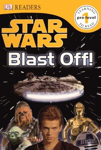 Star Wars: Blast Off! (Dk Readers Pre-Level 1)