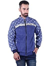 UP-DATE Update Men's Solid Full Sleeves Sweatshirt (RO-6821-$)