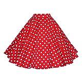 Search : Gigileer Vintage Women's Pleated Skirt Swing 1950s Inspired Skirts
