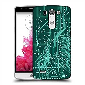 Snoogg digital board 2409 Designer Protective Back Case Cover For LG G3 BEAT