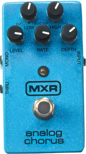 Dunlop  M-234 mxr innovations  Analog chorus