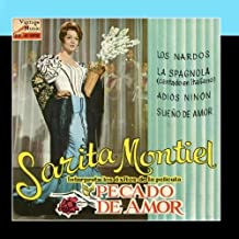 Vintage Spanish Song N??39 - EPs Collectors B.S.O: Pecado De Amor by Sara Montiel
