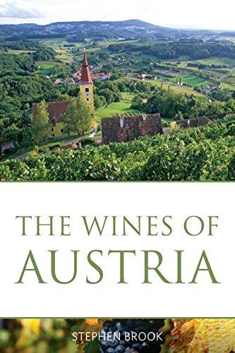 WINES OF AUSTRIA (Classic Wine Library) por Stephen Brook