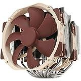 Noctua NH-D15 Processeur Refroidisseur ventilateur, refroidisseur et radiateur - ventilateurs, refoidisseurs et radiateurs (Processeur, Refroidisseur, Prise AM2, Prise AM2+, Prise AM3, Socket AM3+, Socket FM1, Socket FM2, Socket FM2+, Socket H (LGA 11, Aluminium, Cuivre, Nickel, 140 x 150 x 25 mm)
