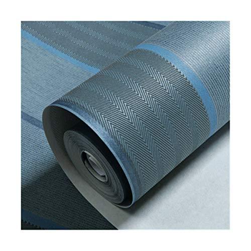 Tappezzeria tridimensionale a righe non tessute soggiorno...