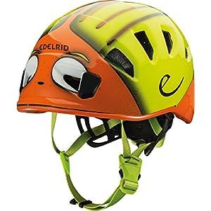 Edelrid Shield II – Cascos – amarillo/naranja 2017