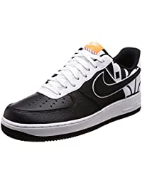 Nike Zapatillas Air Force 1 Blk/Blk-WH