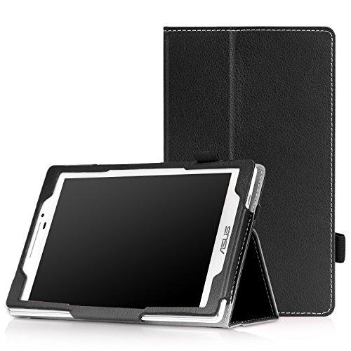 MoKo ZenPad C 7.0 Hülle - Kunstleder Ständer Tasche Schutzhülle Schale Smart Case Cover mit Stift-Schleife und Standfunktion für ASUS Zenpad C 7.0 Z170C / Z170CG 7