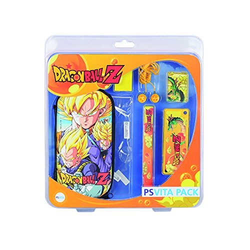 Blade - Funda Starter Kit 7 En 1 Dragon Ball Z PSVita