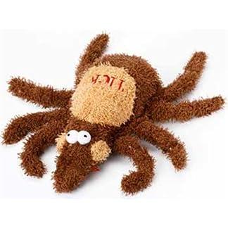 Multipet's 6-Inch Plush Tick Dog Toy, Medium 4