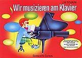 Wir musizieren am Klavier 1. mit Schaum-Tastenfinder - John W. Schaum