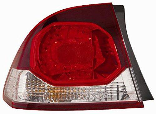 505460 FARO GRUPPO OTTICO POSTERIORE SX Honda CIVIC HYBRID 4 PORTE 2006/05-