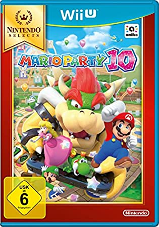 Mario Party 10 - Nintendo Selects [Importación Alemana]