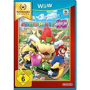 Mario Party 10 – Nintendo Selects – [Wii U]