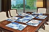 Avira Home Multichecks Table Mats & Tabl...