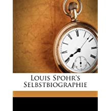 Louis Spohr's Selbstbiographie