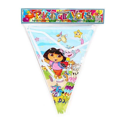 ppbecher/Platte/Cap Party Dekoration Baby Alles Gute Zum Geburtstag Hochzeit Ereignis Party Liefert Für Kinder, Fahnen 1 Stück ()
