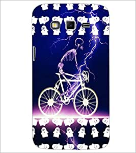 PrintDhaba Skeleton D-2858 Back Case Cover for SAMSUNG GALAXY GRAND 2 (Multi-Coloured)