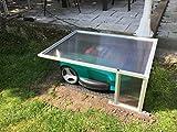 PreGaRo PG67 Garage (speziell für Bosch® Indego Modelle) - 2