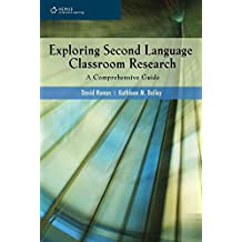 [Exploring Second Language Classroom Research: A Comprehensive Guide] (By: David Nunan) [published: November, 2008]